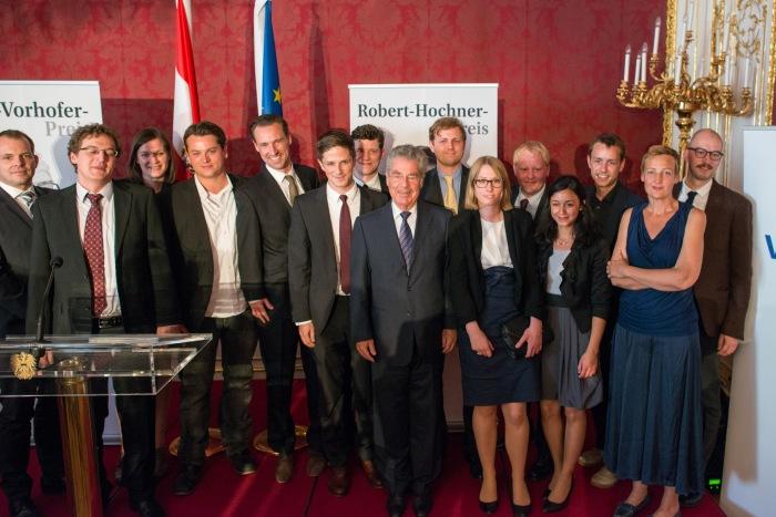 Dossier erhält den Robert-Hochner-Preis 2014