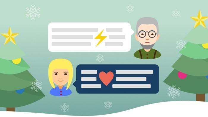 Interaktiv: So überstehen Sie Weihnachten mit derFamilie